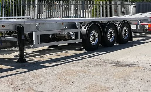 Cylinder Trailers