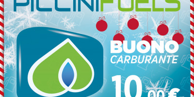 Buoni carburante Piccini Fuels