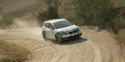 Piccini al Tuscany Green Rally